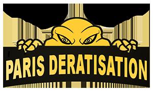 Dératisation Paris Logo